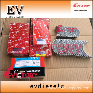 MITSUBISHI engine parts piston S6E piston ring