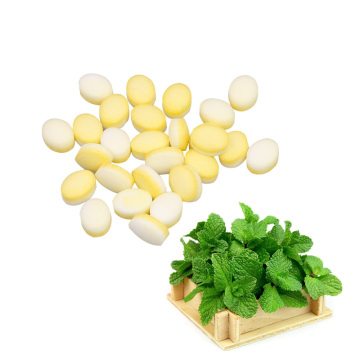 Wholesale custom fruit flavor stevia mints tablet candy
