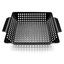Best Quality for Vegetables Grill Basket Non-Stick Coating Charcoal Tray For Grill export to Japan Factory