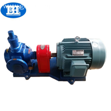 YCB series electric industrial diesel oil gear pumps