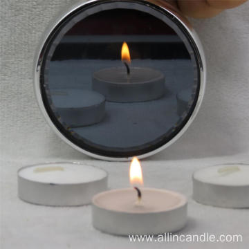 Nightlight 8hr Long Burning Unscented Tealights Candle