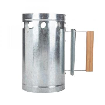 French Galvanized Décor Waterproof Planters