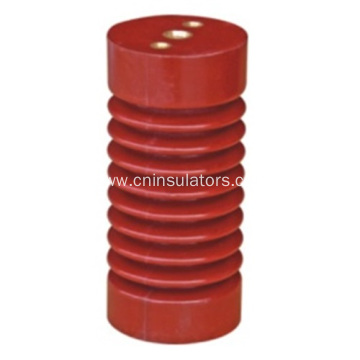 High Voltage Bus Bar Insulator Support