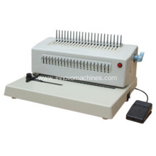 China Supplier for Wire Binding Machine ZX-2088B Comb Binding Machine supply to Bangladesh Wholesale