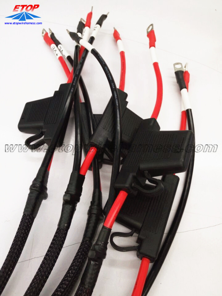 50A Fuse Holder Cable