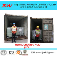 Best quality and factory for Sand Mining Chemical Hydrochloric Acid 33 supply to United States Suppliers