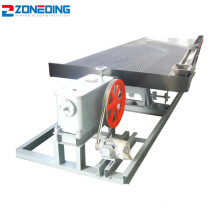 Mining Ore Gravity Copper Separation Shaking Table