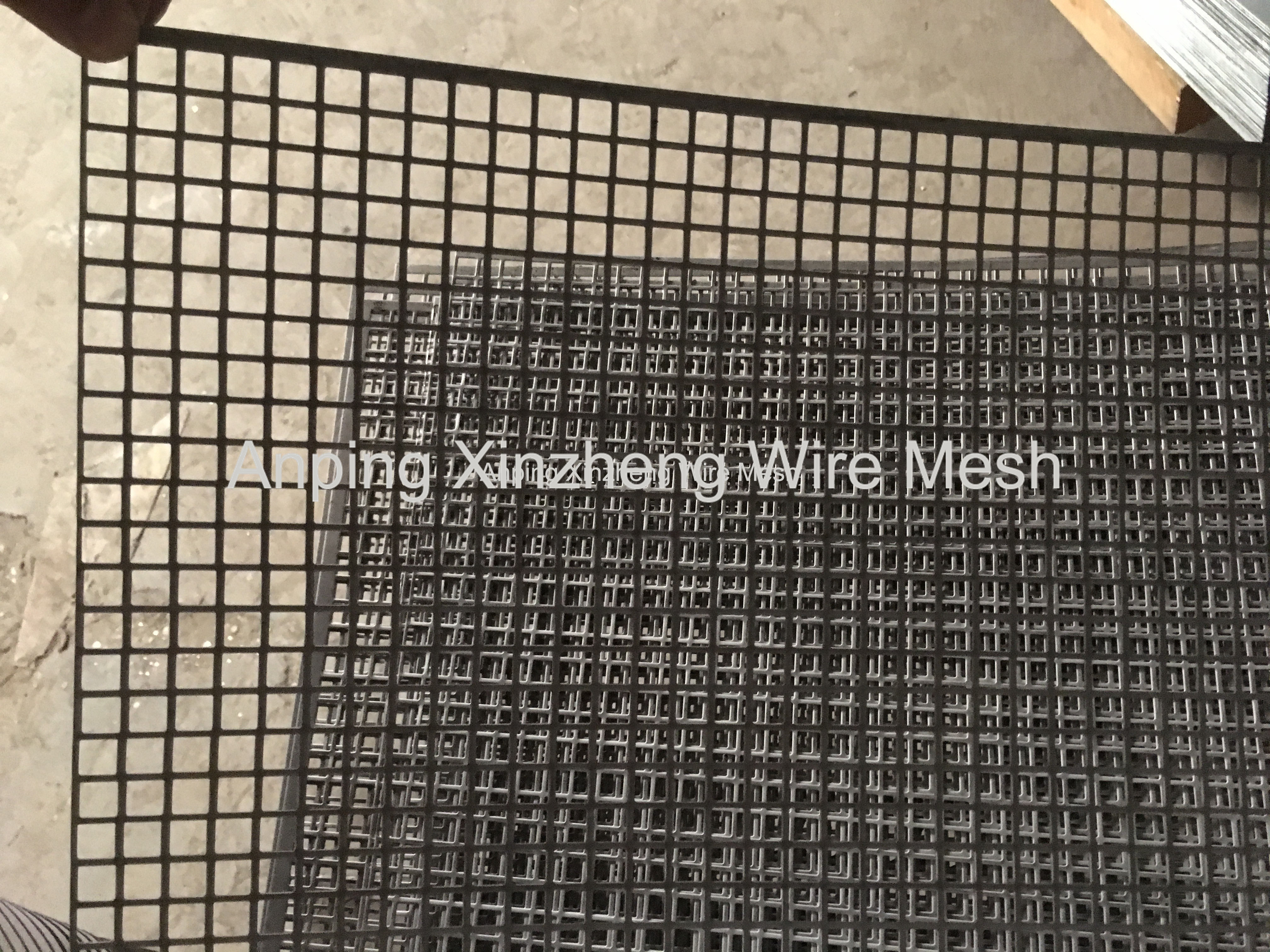 Perforated Mesh Square Opening