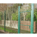 Home Garden V folds Welded Wire Mesh Fence
