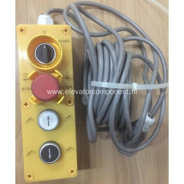 Inspection Control Box for Otis Escalators DBA174PWK79