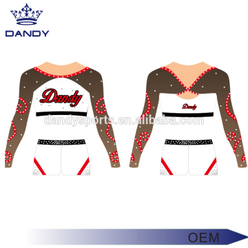Stylish Youth Cheer Uniforms
