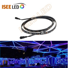 DVI DMX RGB Rental Pixel LED Strip
