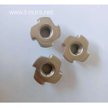 M6x10 Carbon Steel Riveting Tee Nuts