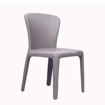 Cassina 369 HOLA Leather Dining Chair