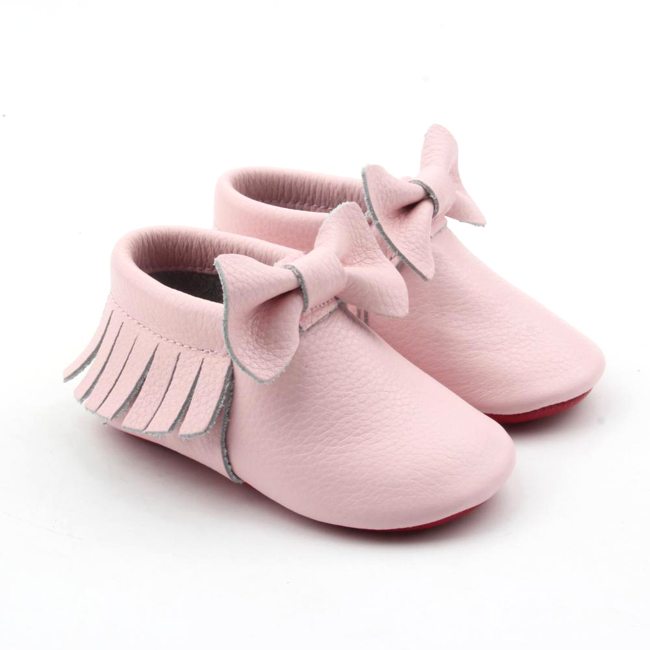 Baby Leather Moccasins 2018