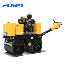 Factory wholesale price for Walk Behind Roller 800Kg Double Drum Roller Vibratory Compactor supply to Honduras Factories