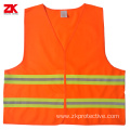 Cheap traffic reflective safety vest