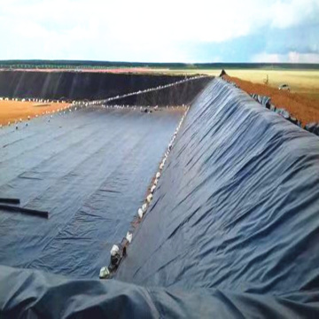 0.5-1.0mm Artificial Lake Liner HDPE Geomembrane