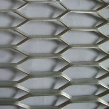Decorative Aluminum Heavy Duty Expanded Metal Mesh Panels