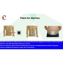 Treatments for diarrhea Patch