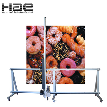 wall mural printer vertical printer indoor decoration
