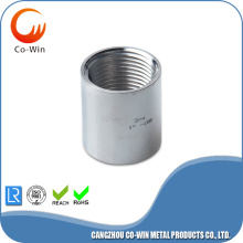 Bottom price for Iso4144 Threaded Fittings Stainless Steel CF8/CF8M DIN2986 Standard Coupling/Socket export to Japan Factories