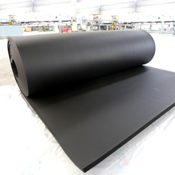Leading for Foam Rubber Sheet NBR foam Nitrile rubber foam sheet export to Thailand Factory