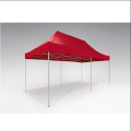 High quality waterproof oxford shape steel frame 3x6m