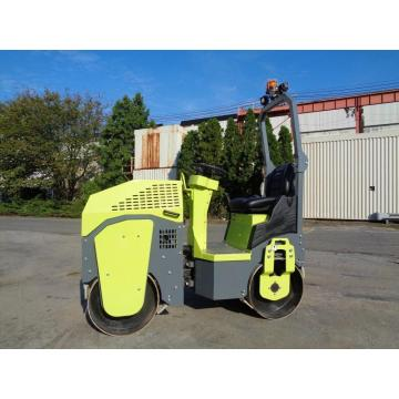 Water-Cooled Vibratory Road Roller 1000KG CE