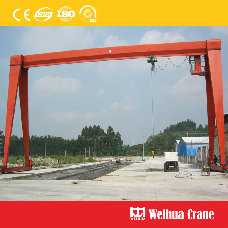 Single Girder Gantry Crane 10