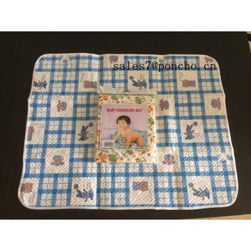 Hot Selling PEVA Baby Changing Mat