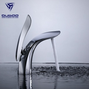 Bathroom Single Handle Basin Faucet For Vessel Sinks