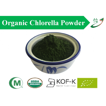 Natural Cell Wall Broken Chlorella Powder