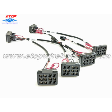 China for custom wire harness for game machine Hopper power cable ASSY for gaming machine supply to Russian Federation Importers