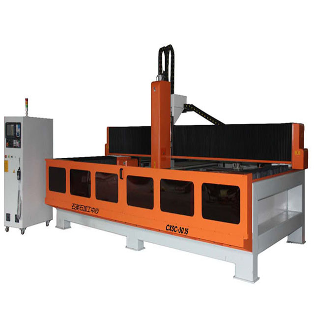 CNC crystal stone water jet machinery