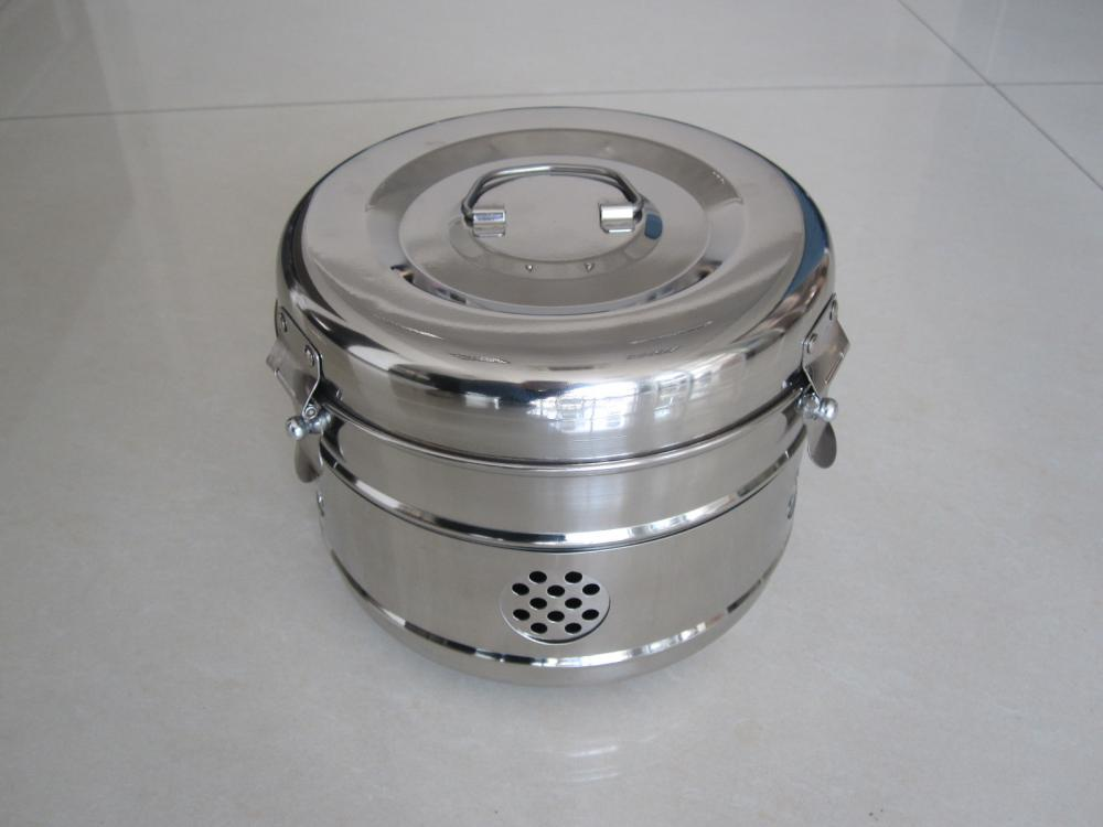 Jt Ss0001 Stainless Steel Sterilization Drum 2