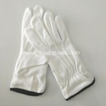 Adult Cotton Gloves White