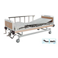 Manual full-fowler hospital bed