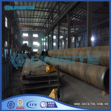 Excellent quality price for Spiral Pipe Without Flange Spiral steel large diameter welding pipes supply to Sweden Factory