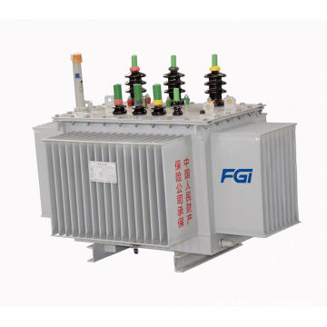 High-efficiency Oil Type Distribution Transformer