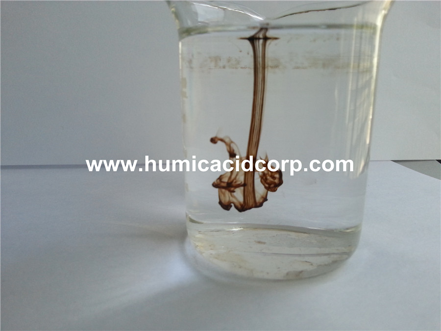 Potassium Humate 100 Soluble Fertilizer