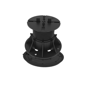 Balcony paver adjustable pedestal