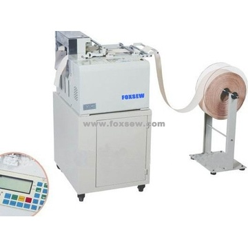 Automatic Round Velcro Tape Cutter machine