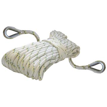 Portable Winch Double Braided PET Polyester Rope