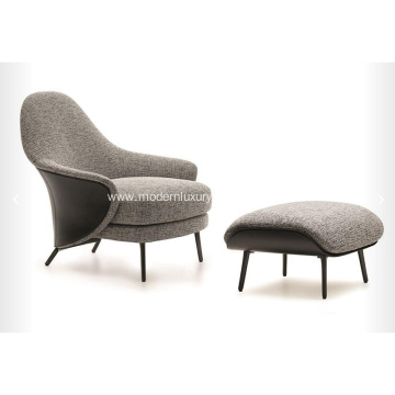 Minotti Angie Armchair in Fabric