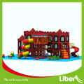 2012 Kids Funny Indoor Playground Equipment LE-BY017