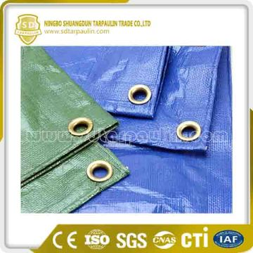 Waterproof Poly Tarpaulin UV Resistant Ground Sheet