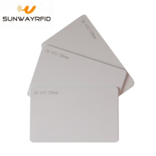 China Exporter for RFID Membership Card Rewritable Smart IC Card 125KHZ EM4450 RFID Cards export to Botswana Manufacturers