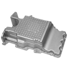 Best Quality for Aluminum Clutch Housing Aluminum Auto Engine Part Oil Pan export to Bermuda Exporter