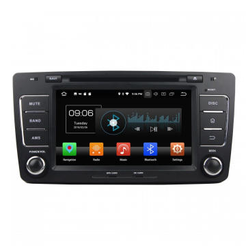 car audio and entertainment for OCTAVIA 2007-2012